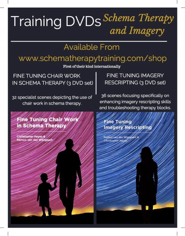 Training DVDs - Schema Therapy Workshops & Training - Scotland